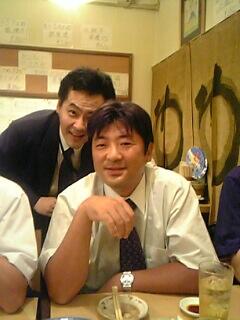 渡邉先生とA氏