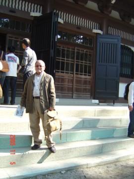 円覚寺と私